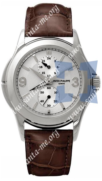 Patek Philippe Travel Time Mens Wristwatch 5134G