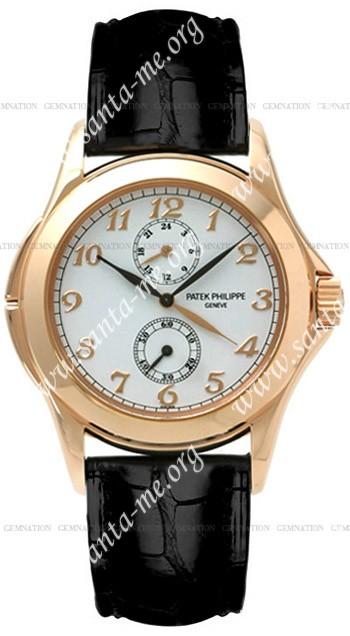 Patek Philippe Travel Time Mens Wristwatch 5134R