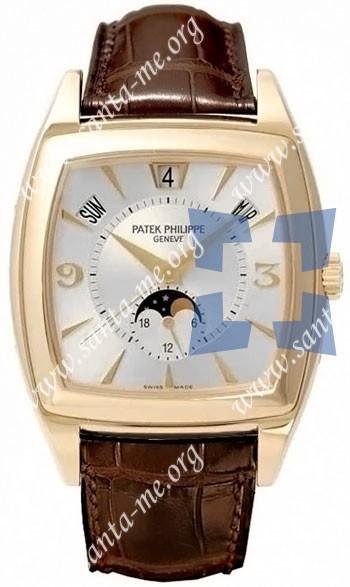 Patek Philippe Annual Calendar Mens Wristwatch 5135J