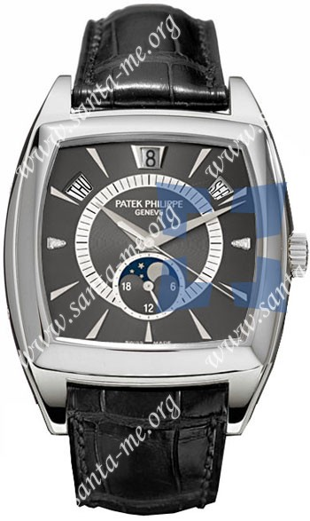 Patek Philippe Annual Calendar Mens Wristwatch 5135P
