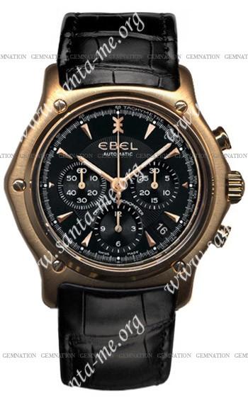Ebel 1911 BTR Chronograph Mens Wristwatch 5137L40-5335136