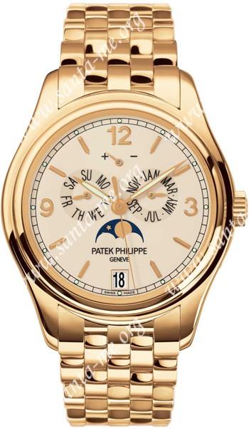 Patek Philippe Complicated Annual Calendar Mens Wristwatch 5146-1J