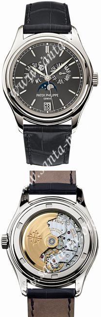 Patek Philippe Complicated Annual Calendar Mens Wristwatch 5146P