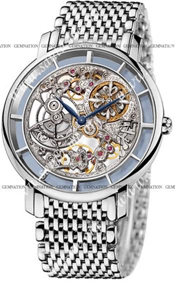 Patek Philippe Complicated Skeleton Mens Wristwatch 5180-1G-001