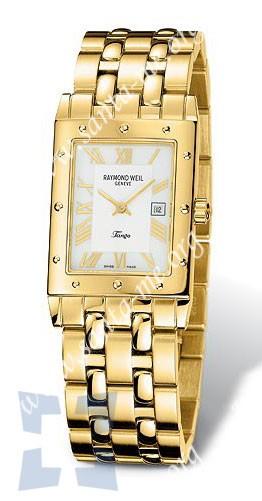 Raymond Weil Tango Mens Wristwatch 5381-P-00308