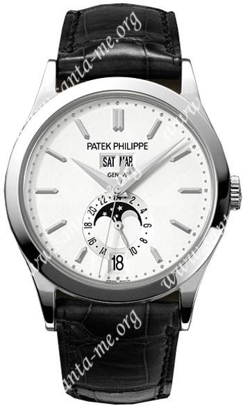 Patek Philippe Annual Calendar Mens Wristwatch 5396G