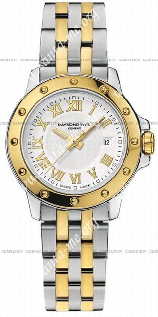 Raymond Weil Tango Ladies Wristwatch 5399-STP-00308