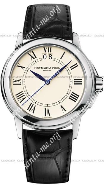 Raymond Weil Tradition Mens Wristwatch 5476-ST-00800