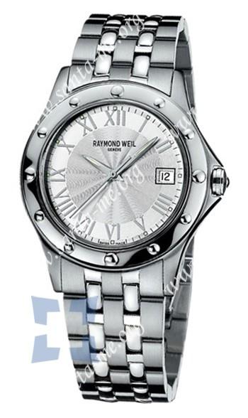 Raymond Weil Tango Mens Wristwatch 5590-ST-00658