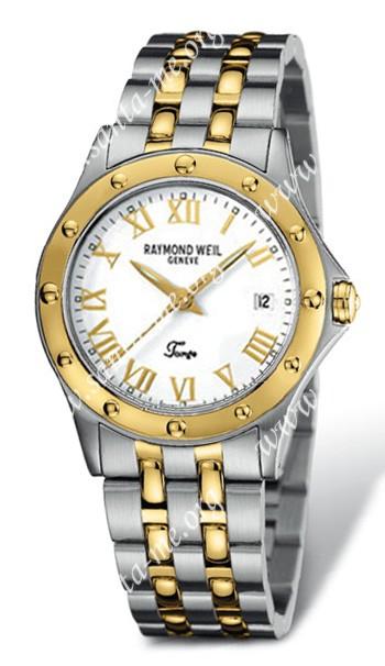Raymond Weil Tango Mens Wristwatch 5590-STP-00308