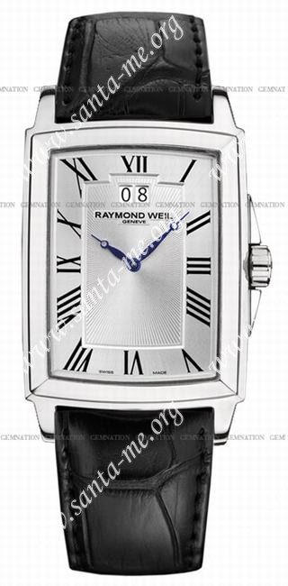 Raymond Weil Tradition Square Mens Wristwatch 5596-STC-00650