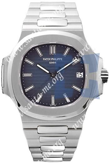Patek Philippe Nautilus Mens Wristwatch 5711-1A