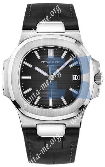 Patek Philippe Nautilus Mens Wristwatch 5711G
