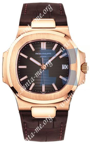 Patek Philippe Nautilus Mens Wristwatch 5711R