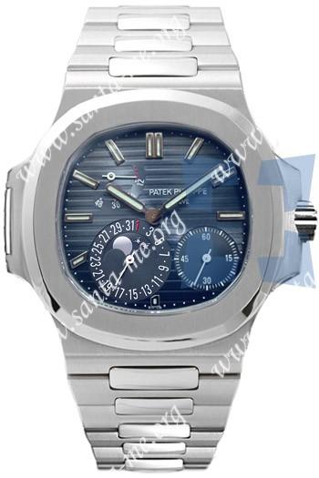 Patek Philippe Nautilus Mens Wristwatch 5712-1A