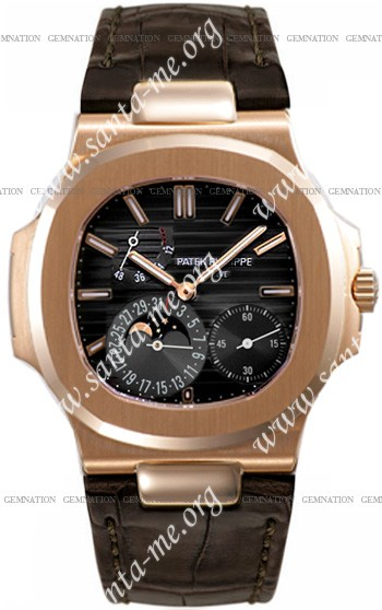 Patek Philippe Nautilus Mens Wristwatch 5712R