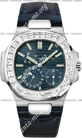 Patek Philippe Nautilus Mens Wristwatch 5722G