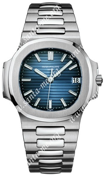 Patek Philippe Nautilus Mens Wristwatch 5800-1A