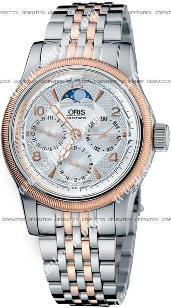 Oris Big Crown Complication Mens Wristwatch 58175664361MB