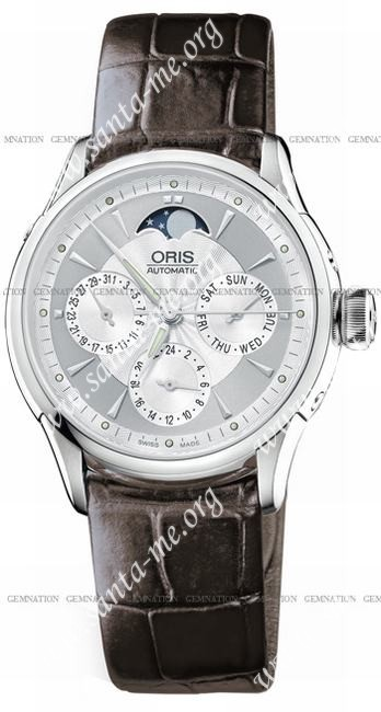 Oris Artelier Complication Mens Wristwatch 58176064051LS