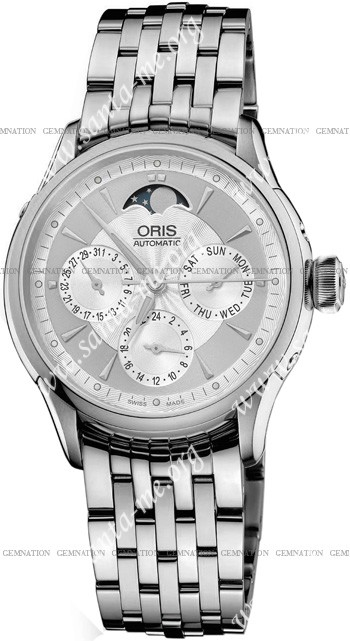 Oris Artelier Complication Mens Wristwatch 58176064051MB
