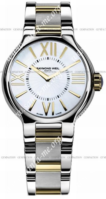 Raymond Weil Noemia Ladies Wristwatch 5927-STP-00907