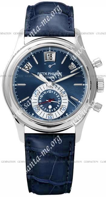 Patek Philippe Calendar Mens Wristwatch 5960P-015