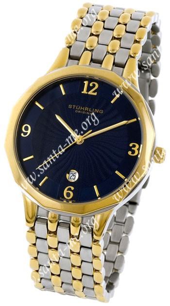Stuhrling Marquis Gentry Mens Wristwatch 603.32226