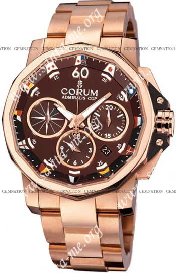 Corum Admirals Cup Challenge 44 Mens Wristwatch 60723.205005