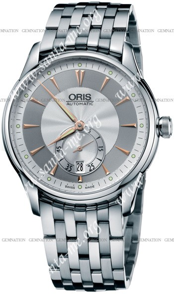 Oris  Mens Wristwatch 623.7582.4051.MB
