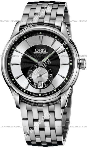 Oris  Mens Wristwatch 623.7582.4054.MB
