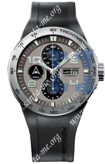 Porsche Design Flat Six Automatic Chronograph Mens Wristwatch 6340.41.24.1169