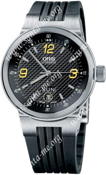 Oris WilliamsF1 Team Day Date Mens Wristwatch 635.7560.41.42.RS