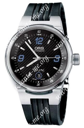 Oris WilliamsF1 Team Day Date Mens Wristwatch 635.7560.41.45.RS