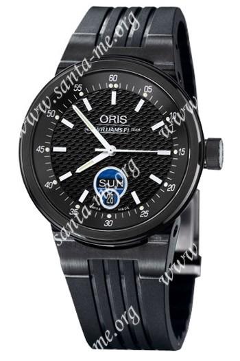 Oris WilliamsF1 Team Day Date Mens Wristwatch 635.7560.47.54.RS