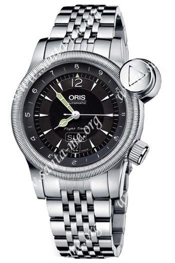 Oris Flight Timer2 Mens Wristwatch 635.7568.40.64.MB