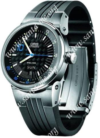Oris WilliamsF1 Team Nico Rosberg Limited Mens Wristwatch 635.7586.71.84.RS