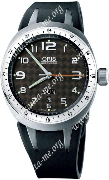 Oris TT3 Day Date Mens Wristwatch 635.7588.70.69.RS