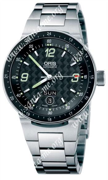 Oris WilliamsF1 Team Day Date Mens Wristwatch 635.7595.41.64.MB