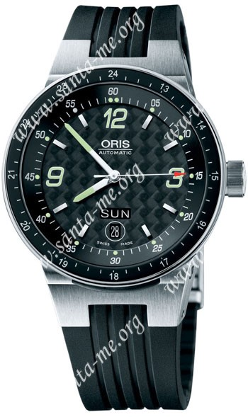 Oris WilliamsF1 Team Day Date Mens Wristwatch 635.7595.41.64.RS