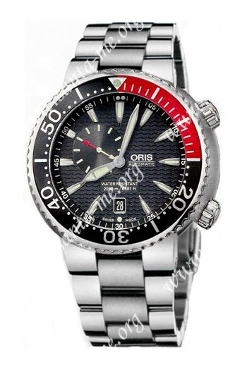 Oris Carlos Coste Limited Edition Mens Wristwatch 643.7584.71.54.MB