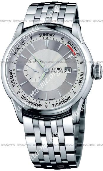 Oris  Mens Wristwatch 645.7596.4051.MB