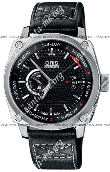 Oris BC4 Pointer Date Mens Wristwatch 64576174154LS