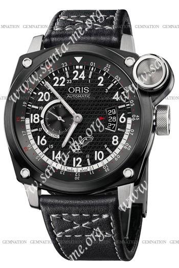 Oris Blue Eagles Limited Edition Mens Wristwatch 653.7631.4684.LS