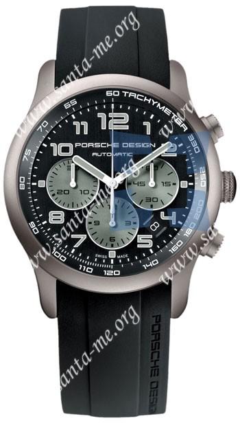 Porsche Design Dashboard Mens Wristwatch 6612.10.48.1139