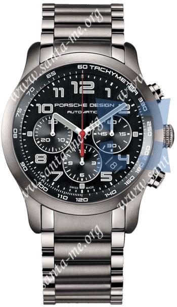 Porsche Design Dashboard Mens Wristwatch 6612.11.44.0247