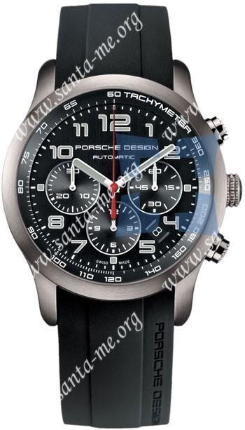 Porsche Design Dashboard Mens Wristwatch 6612.11.44.1139