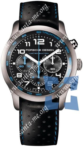 Porsche Design Dashboard Mens Wristwatch 6612.11.49.1174