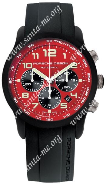 Porsche Design Dashboard Mens Wristwatch 6612.17.86