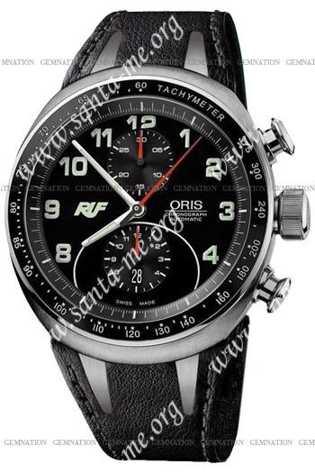 Oris TT3 RUF CTR3 Mens Wristwatch 673.7611.7084.SET